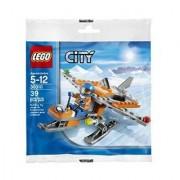 Lego City Arctic Mini Airplane Bagged (30310)
