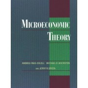 Microeconomic Theory by Andreu Mas-Colell