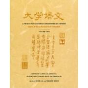 A Primer for Advanced Beginners of Chinese: v. 1 & 2 by Duanduan Li