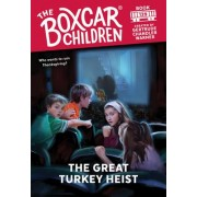 The Great Turkey Heist by Gertrude Warner