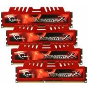 G.Skill 16 GB DDR3-RAM - 2133MHz - (F3-17000CL11Q-16GBXL) G.Skill RipjawsX Series CL11