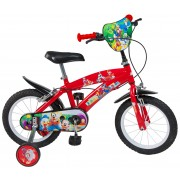 Bicicleta copii Toimsa Mickey Mouse Club House 14""
