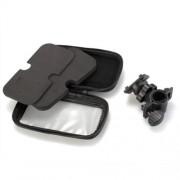 SODIAL(R) Soporte Funda Bolsa Impermeable para Sumsung i9300 S3 MP3 MP4 Moviles Bicicleta