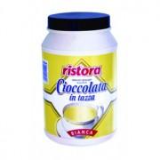 Ciocolata densa alba Ristora borcan 800gr