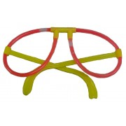 Világító Szemüveg - Glow Eyeglasses - Gyerek játék