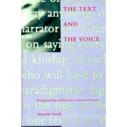 The Text and the Voice by Alessandro Portelli