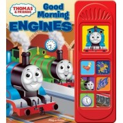 Thomas the Tank Engine - Good Morning Engines by Publications International