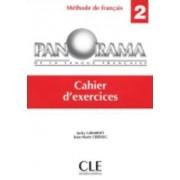 Panorama De La Langue Francaise: Cahier d'Exercises by Jacky Giradet
