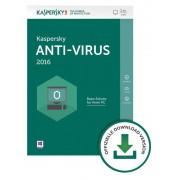 Kaspersky Lab Kaspersky Antivirus 2016 3PC / 1 Jahr