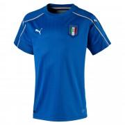 プーマ FIGC ITALIA キッズSSホームレプリカシャツ メンズ team power blue-white