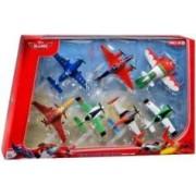 Disney Pack de 7 jouets Disney Planes : Wings around the Globe - Pack 1