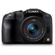Panasonic Lumix G DMC-G6KEG-K kit (G Vario 14-42mm OIS) (negru)