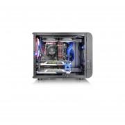 Gabinete Thermaltake CA-1D5-00S1WN-00 Core V21 Micro Case Mini Itx Micro ATX Drive -oculto 3 X 3.5 O 2.5 3 X 2.5 Exp Ranuras 5 +