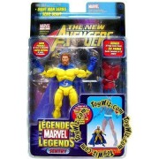 Marvel Legends Giant Man Series Variant Sentry with Beard Action Figure with Giant Man Piece by Toy Biz by Toy Biz