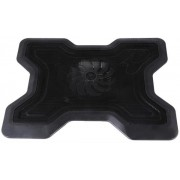 "Cooler Laptop Spacer SPNC-878 17"", Negru"