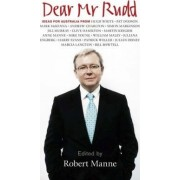 Dear Mr Rudd by Robert Manne