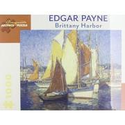 Brittany Harbour: 1,000 Piece Puzzle
