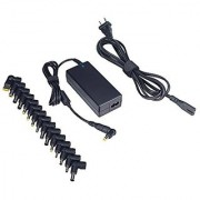 Universal Ac Laptop Charger Power Adapter 70w for Hp Dell Acer Asus Lenovo IBM Toshiba Compaq Samsung Sony Fujitsu Gateway Notebook