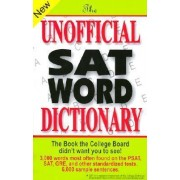 The Unofficial SAT Word Dictionary by Sam Burchers