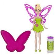 Disney Fairies Tink Bubble Fairy Doll 9