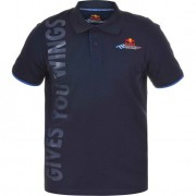 Camiseta Polo Red Bull Racing F1 Wings - M