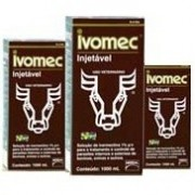 IVOMEC (IVERMECTINA) 1% INJETÁVEL - 200ml