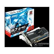 Placă video MSI AMD R7 240 2GB DDR3 - R7 240 2GD3 LPV1