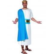 Costum carnaval barbati senator roman