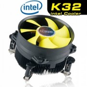Cooler CPU Akasa K32 Low Profile, AK-CC7117EP01