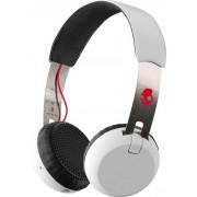 Casti Stereo SkullCandy Grind S5GBWJ-472, Bluetooth (Alb)