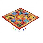 Marvel Avengers 2 in 1 My First Fun Board-Write White Board with Snakes Ladder Game
