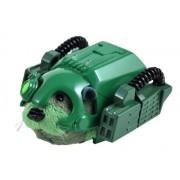 Kung Zhu Pets 2864 - Armadura para hámster fuerzas especiales, color verde