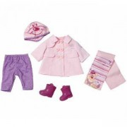 Комплект зимни дрехи за кукли Бейби борн - Zapf Creation, 790053
