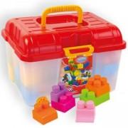 Детски конструктор в кутия - Съкровището на пиратите - 10118 Mochtoys, 5907442101188