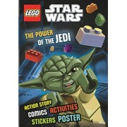 LEGO Star Wars: The Power of the Jedi (Sticker Poster Book): Activity Book with Stickers by Egmont Publishing UK