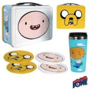 Adventure Time Lunch Box Gift Set Finn & Jake Convention Exclusive