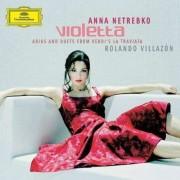 Anna Netrebko, Rolando Villazon - Violetta: Arias and Duets from Verdi's La Traviata (0028947759539) (1 CD)