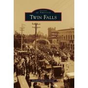 Twin Falls by Elizabeth Egleston Giraud