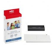 Papel Fotográfico e Toner Canon KP-36IP para Impressoras Canon Selphy CP1000