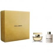 D&G The one Eau de Parfum 30 ml + body lotion 50ml
