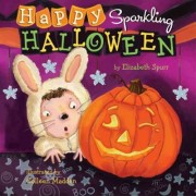 Happy Sparkling Halloween by Elizabeth Spurr