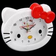Despertador HELLO KITTY Reloj de Agujas Barato