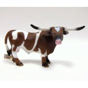 Texas Longhorn Bull by Mojo