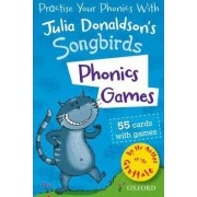 Oxford Reading Tree Songbirds: Phonics Games Flashcards by Julia Donaldson