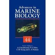 Advances in Marine Biology: Volume 44 by Alan J. Southward