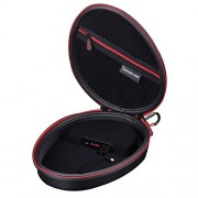 Up-graded Version-Smatree Bluetooth Headphone Power-Case S100P PU Leather case with Built-in power bank for LG Electronics Tone+ HBS-910/900/800/760/750/730/700W-Headphone is NOT included
