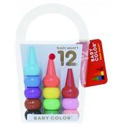 12 color baby Koror Basic Assorted (japan import)