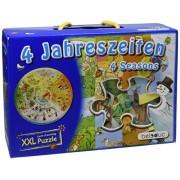 Xxl Lernpuzzle: 4 Jahreszeiten Board Game