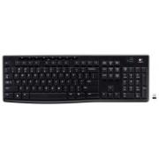 Logitech Wireless Keyboard K270 with Long-Range Wireless(920-003051)