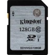 Card de Memorie Kingston SDXC 128GB Clasa 10 UHS-1